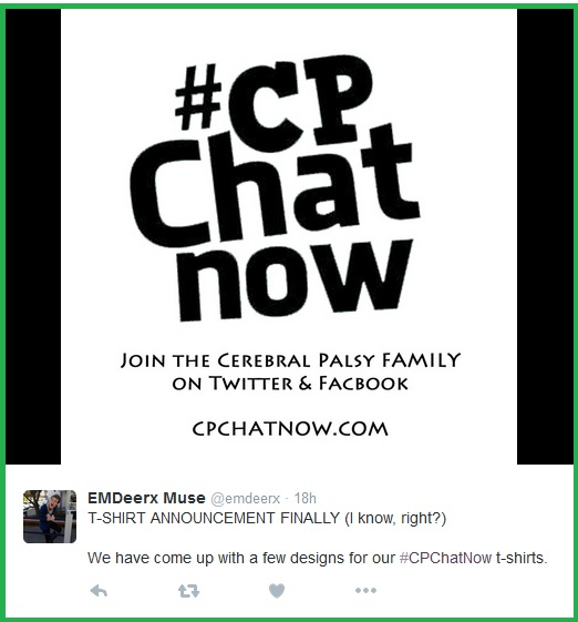One of Erin's design for future #CPChatNow shirts