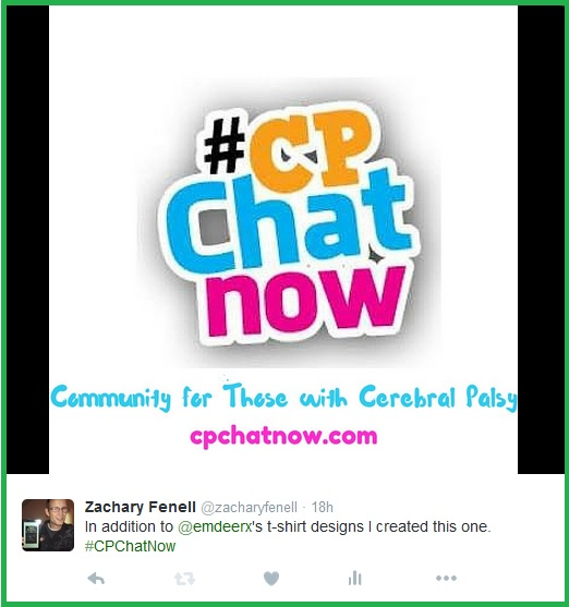 Zachary's design for future #CPChatNow shirts.