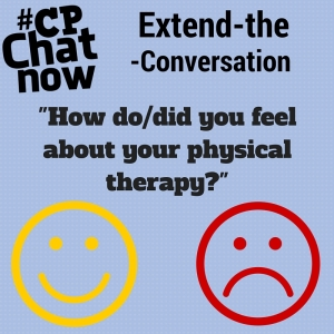 Keep the conversation about physical therapy going!