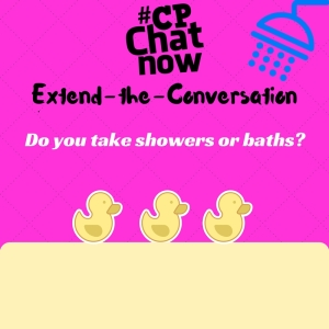 Do you take showers or baths?