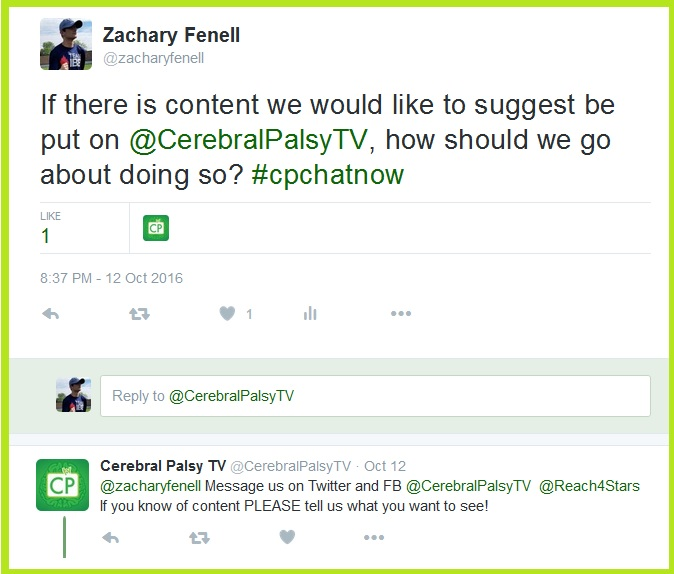 CPTV leaves instructions on how to make specific content recommendations.