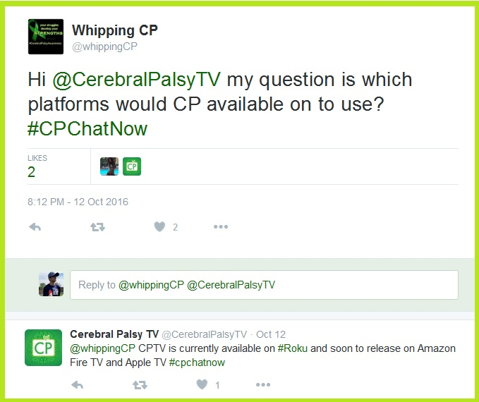 Brad Searle shares what platforms CPTV is available on.