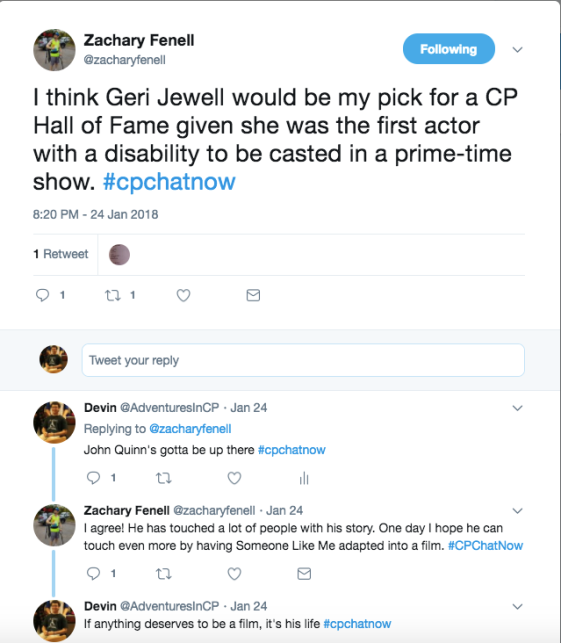 Zach and Devin talking about their choices for the CP Hall of Fame